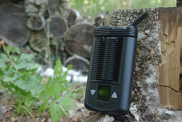 Mighty Vaporizer Product