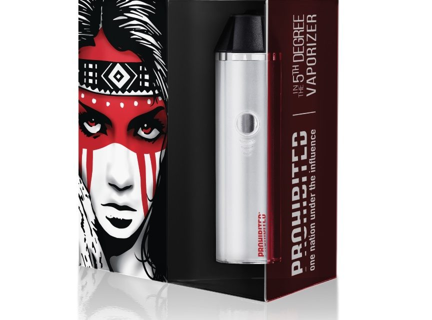 The Prohibited 5th Degree Cannabis Vaporizer – Review