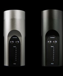 Arizer-Solo-Silver-Black