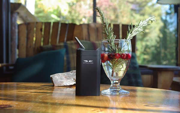 Utillian 721 Vaporizer Review