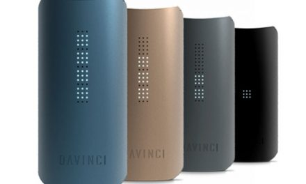 The DaVinci IQ – For the Vape Aficionado