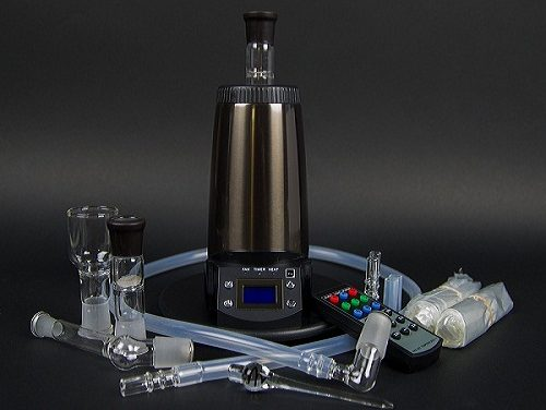 The Cannabis Vaporizing Expanding Trend